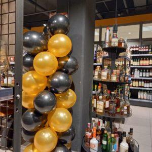 Ballonnenpilaar 1,5 Meter