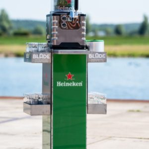 Heineken Blade, Incl. Trolley