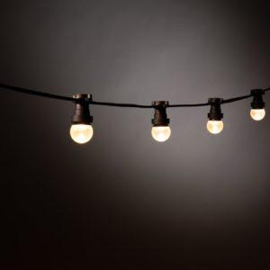 Prikkabel Witte Lampen, Diverse Afmetingen