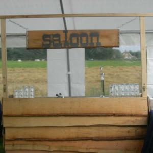 Mobiele Bar Ombouw: 'Saloon'